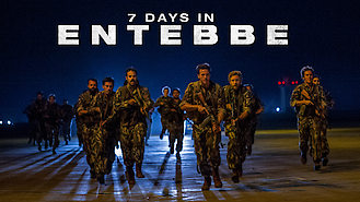 7 Days in Entebbe (2018) on Netflix in Luxembourg