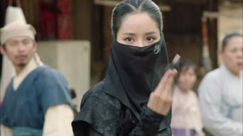 Six Flying Dragons: 육룡이 나르샤: Episode 12