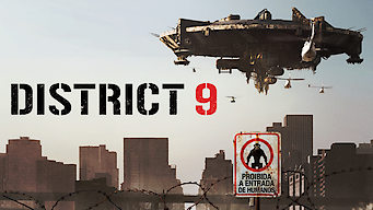 Is District 9 2009 On Netflix France